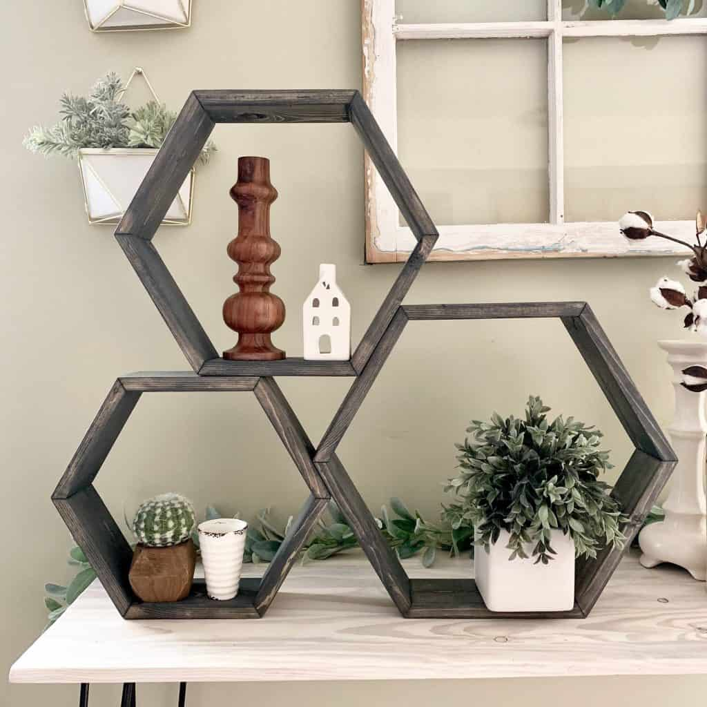 Home Decor shelves