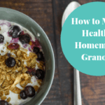 How to Make Healthy Homemade Granola