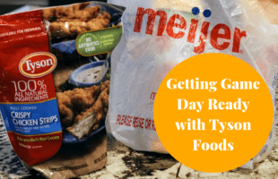 Getting Game Day Ready with Tyson Foods