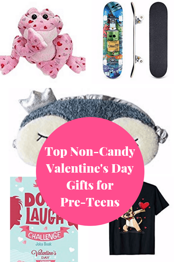 Non Candy Valentine Ideas for School Age Kids