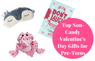 Non Candy Valentines Day Gifts For 5th and 6th Graders