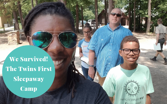 The Kids First Sleepaway Camp and They Loved It