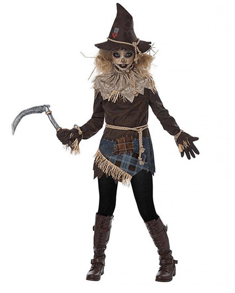 Tween Costume