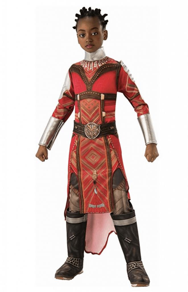 Wakanda Halloween Costume