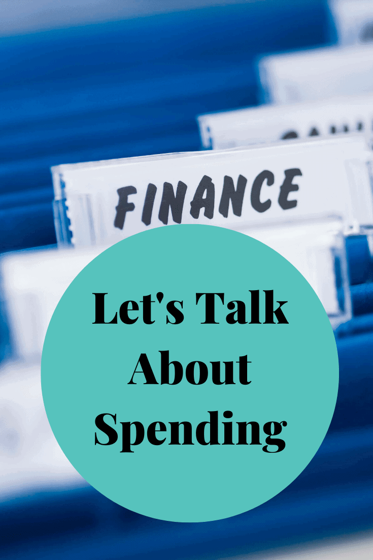 Spending Money and Creating a budget