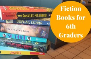 Fiction Books for 6th Graders