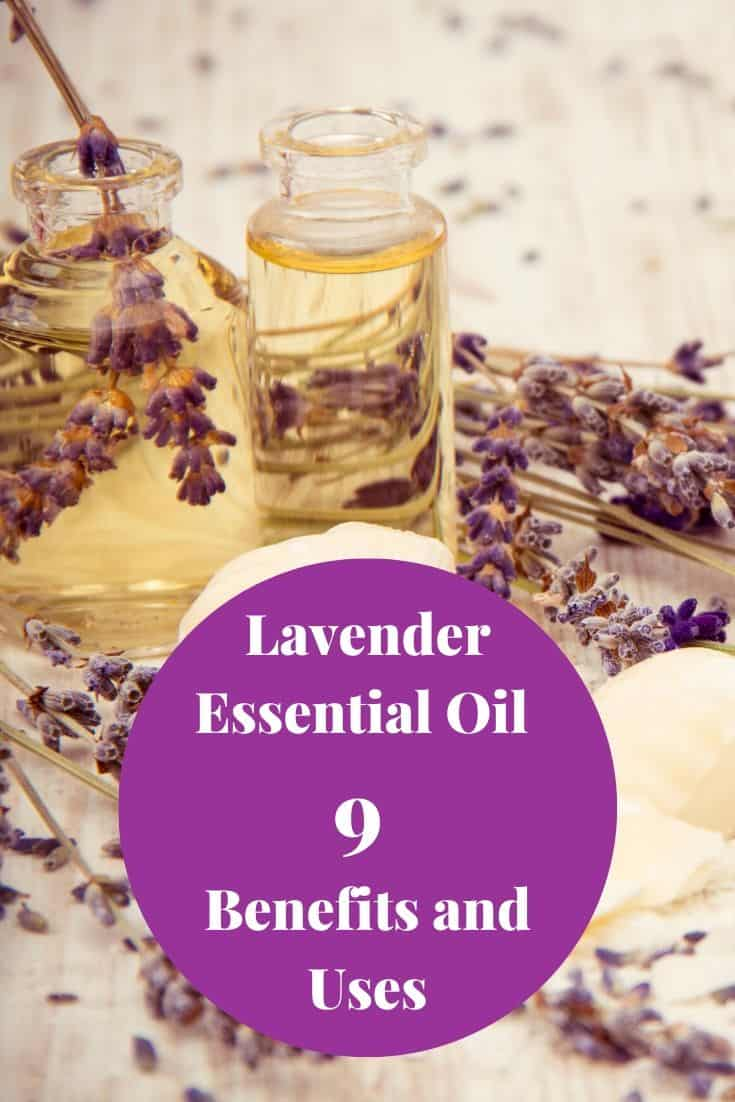 Uses for Lavender oil that you use everyday or just as needed for simple things #lavender #lavenderoil #essentialoils