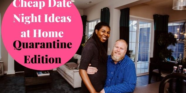 Cheap Date Night Ideas at Home