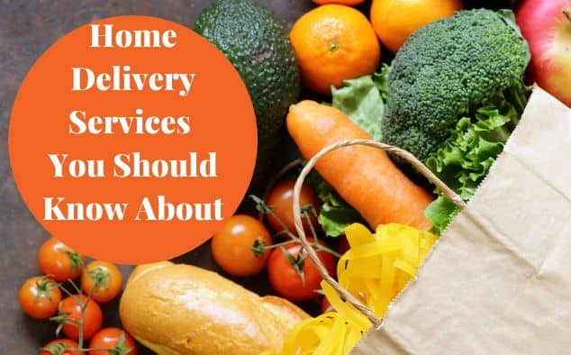 Grocery Delivery Services You Should Know About and More