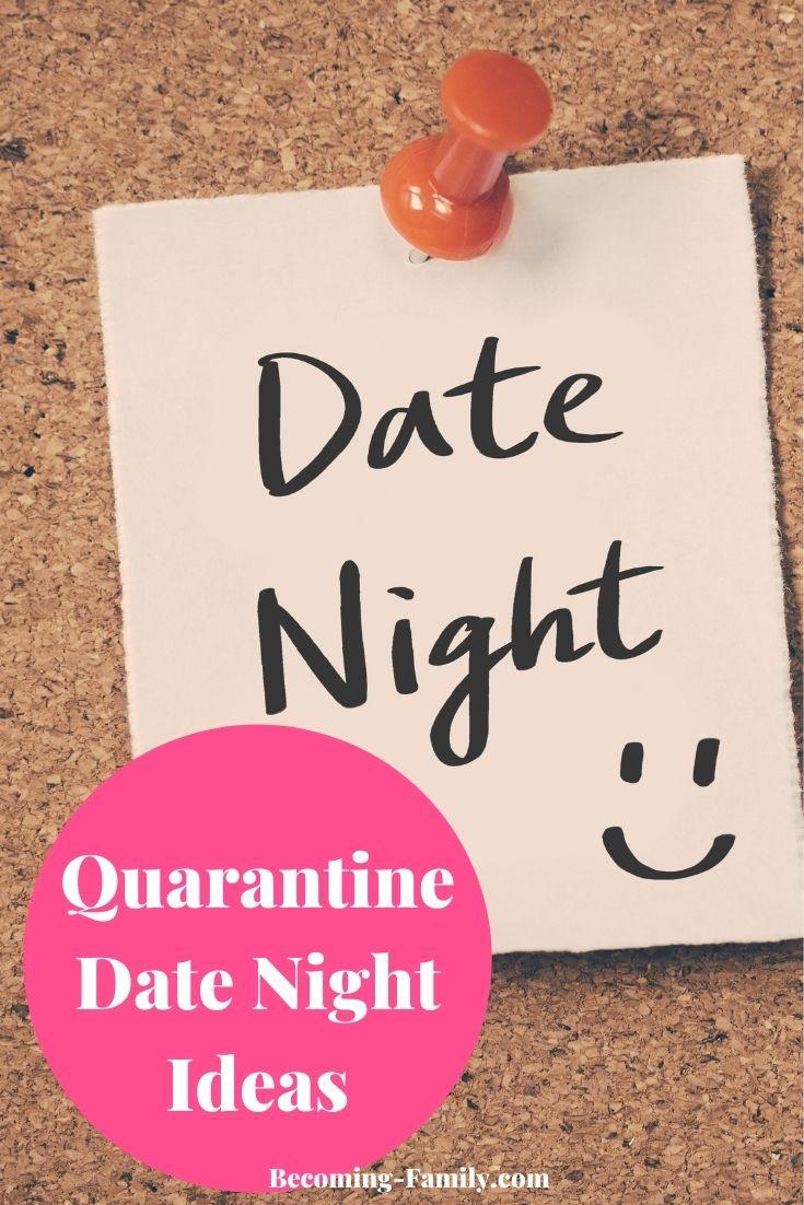 quarantine date night ideas