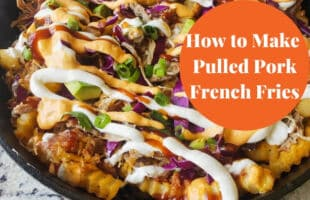 Pulled Pork Fries Recipe
