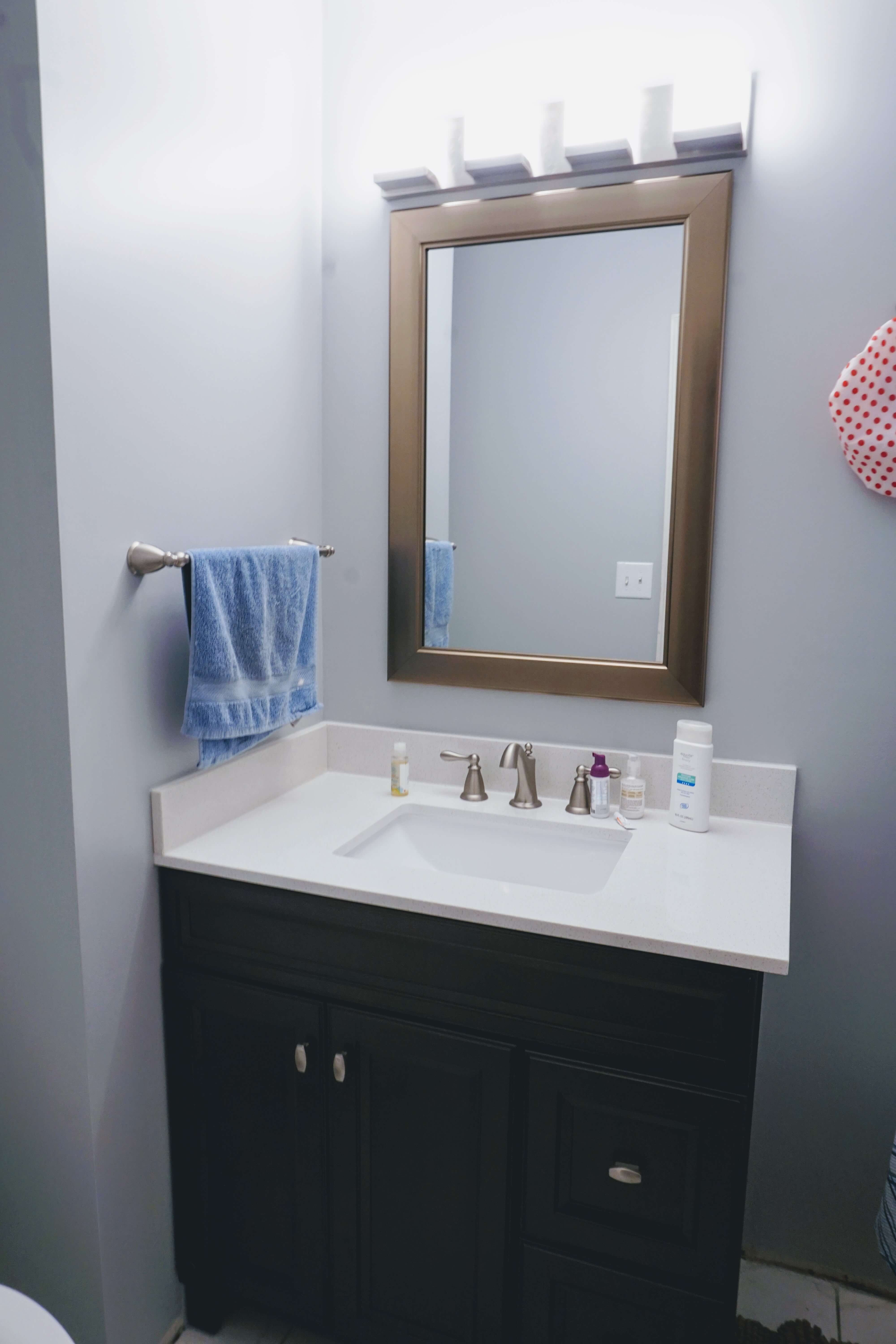 Small Bathroom renovation
